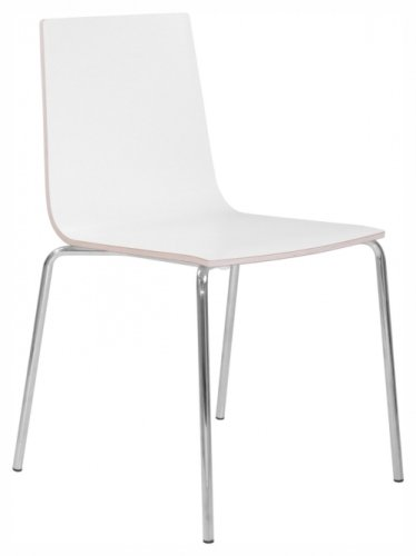 Elite Multiply Breakout Chair With Black Frame - Beech Finish