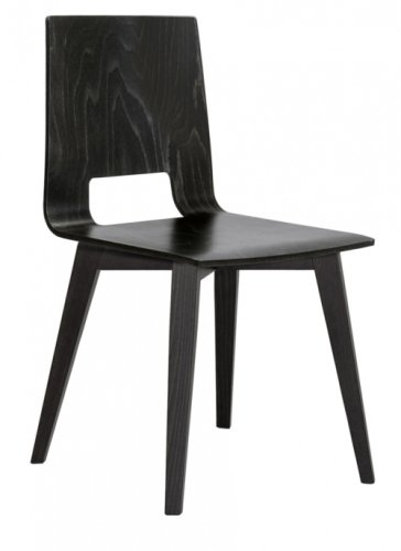 Elite Multiply Breakout Open Back Wooden Frame Chair